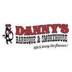 Danny's Whole Hog Hickory Smoked BBQ Sauce 4 / 3.78L